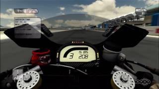 GDC 2010: SBK-09 Superbike World Championship Demo