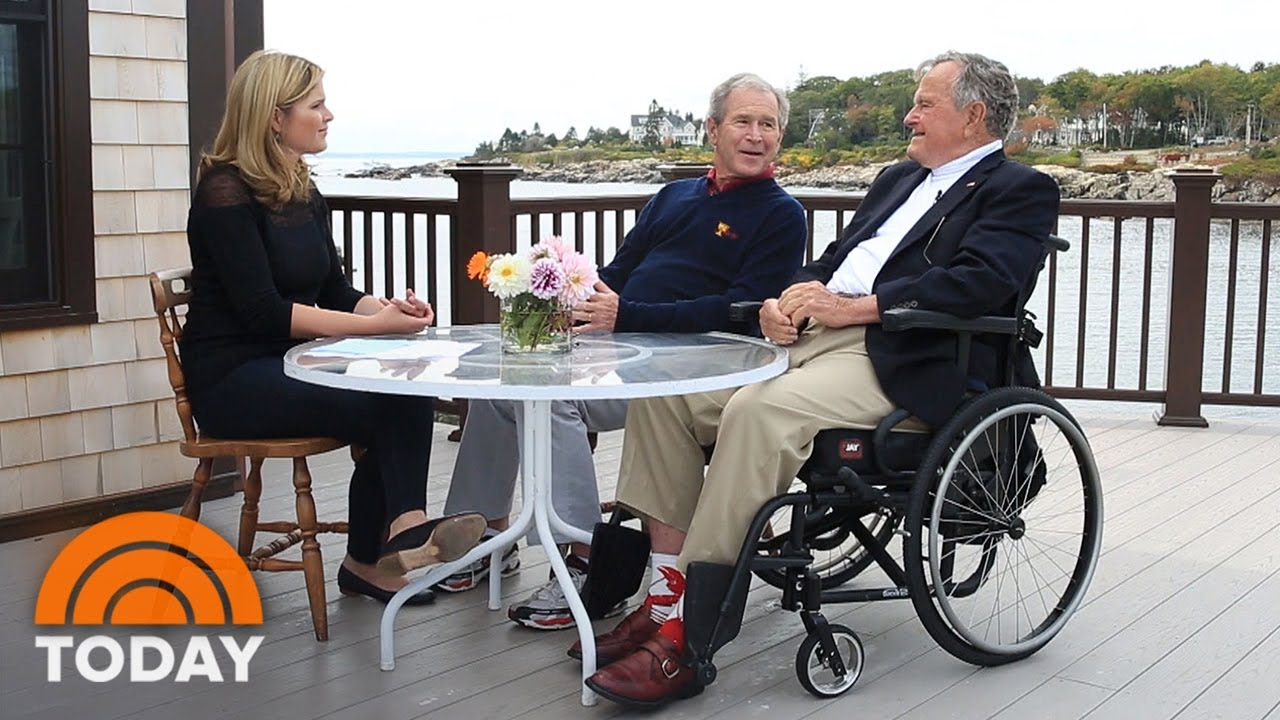 George W. Bush Was 'Mad' Jenna Bush Hager's New Baby Boy Wasn't Named After Him, She Jokes