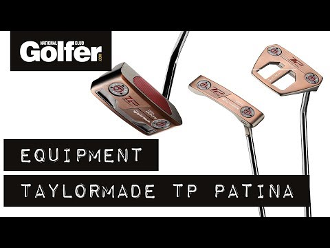 TaylorMade TP Patina putters review