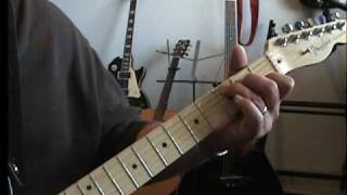 How to play Toes by the Zac Brown Band on guitar w tab