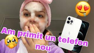 Dayli Vlog | Am primit IPhone 12 ??