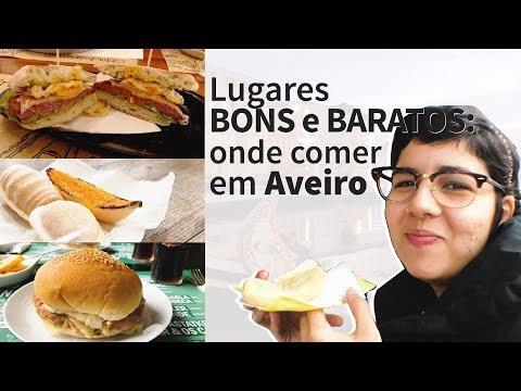 Comidas gostosas e low-cost em Aveiro: nossas indicações! - Aveiro para Brasileiros #02