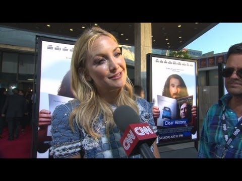 "Red Carpet Report: ""Clear History"" Premiere ..."