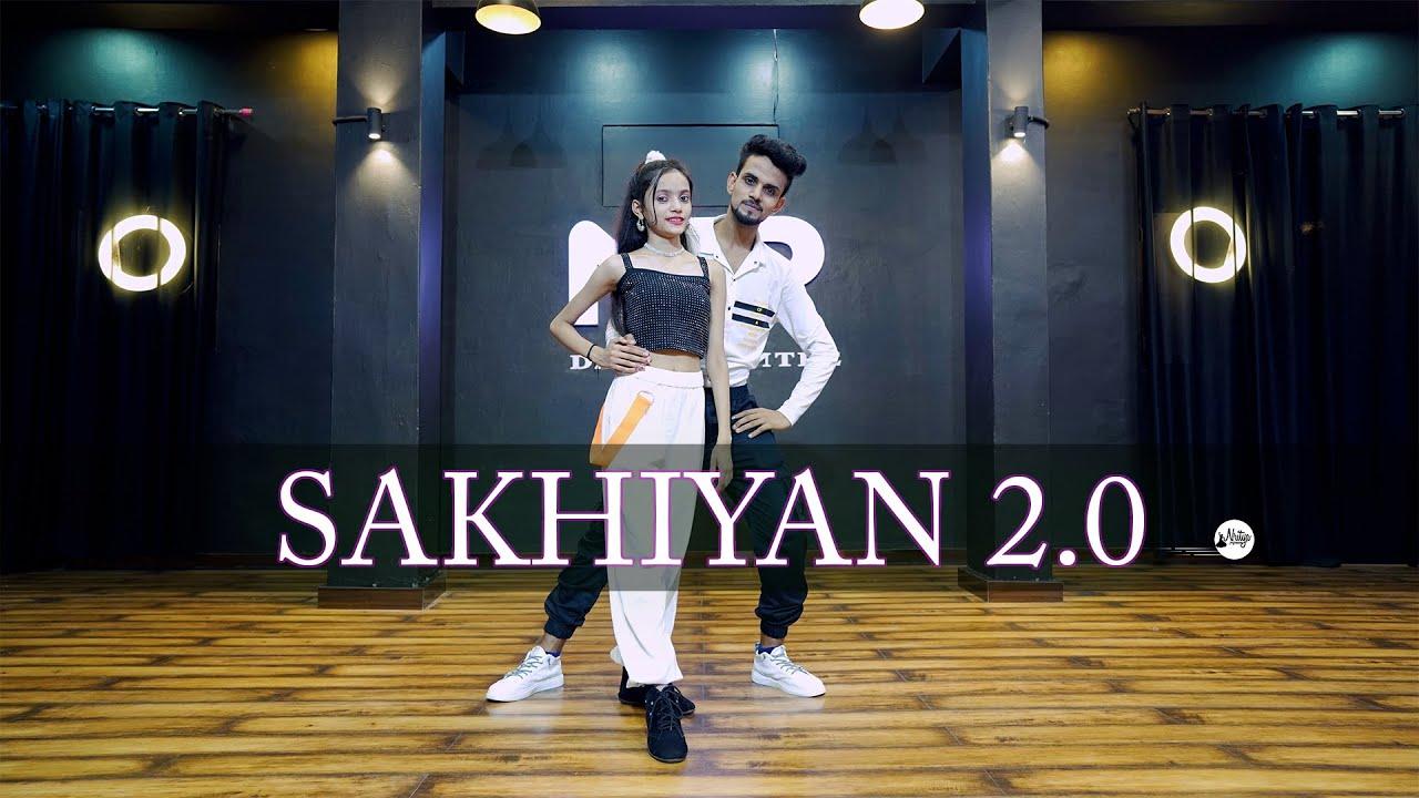 Download SAKHIYAN 2.0 Dance Video   Akshay Kumar, Maninder Buttar   Bollywood Dance Choreography