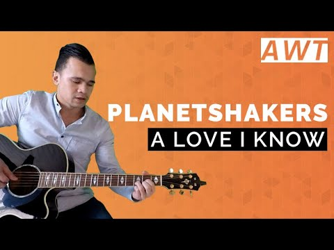 Planetshakers - A love I know (acoustic)