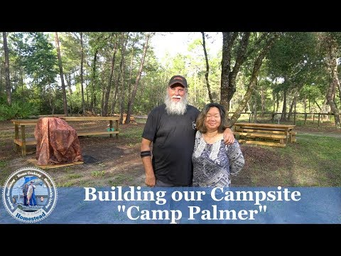 "Building our Campsite - ""Camp Palmer"" from YouTube · Duration:  21 minutes 40 seconds"