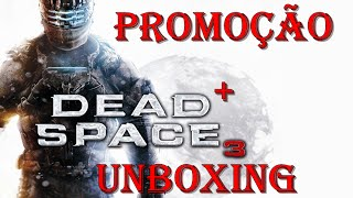Dead Space 3 Unboxing Xbox 360