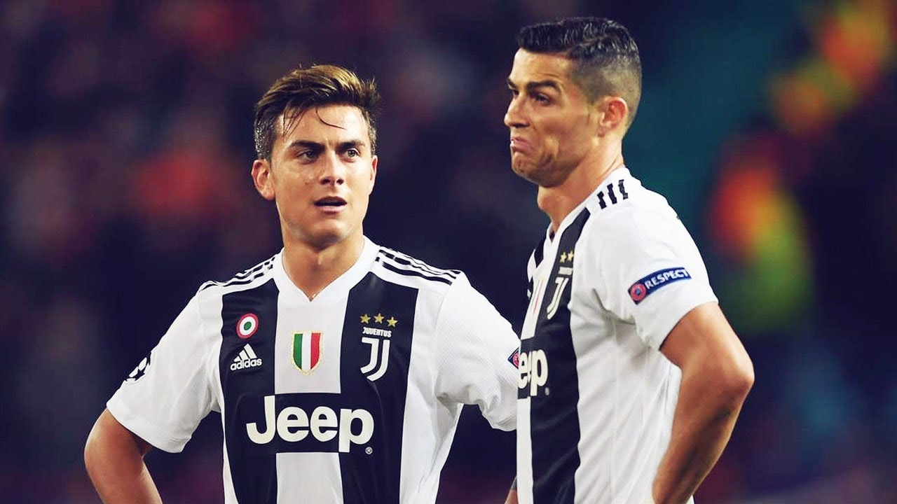 The reason why Paulo Dybala hated Cristiano Ronaldo | Oh My Goal - YouTube