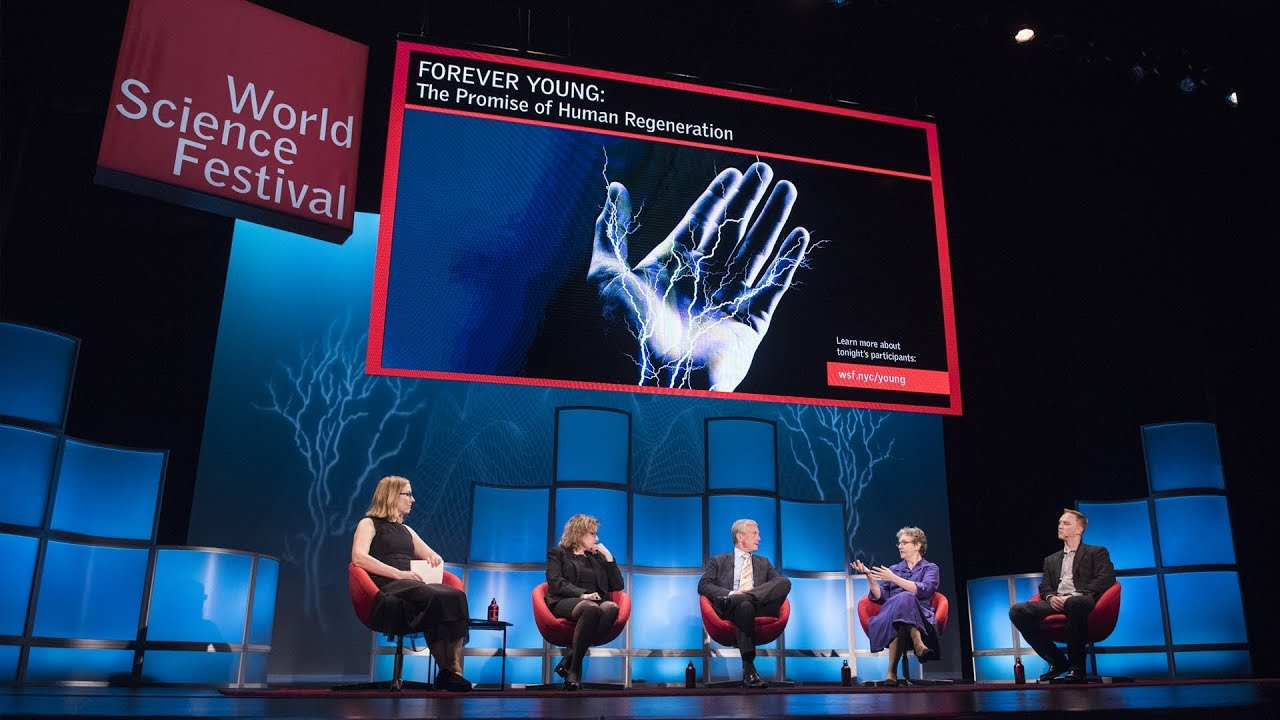 TRAILER - Forever Young: The Promise of Human Regeneration