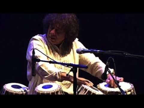 Raga Jog: Jasraj Chaurasia Zakir Hussain Live Mumbai December1991: Khyal Teentaal.