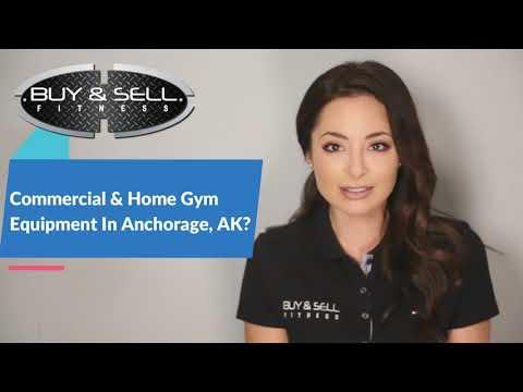 Gym Equipment Anchorage, AK Www.BuyAndSellFitness.com