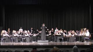 Arab Junior High School Band - 2019 State Music Performance Assessment -