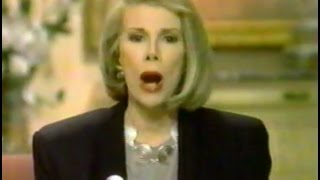 "1989 JOAN RIVERS SHOW ""Chicago Cubs Wives"" (groupies, etc.)"