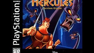 Hercules Прохождение на 100% (PS1 Rus)