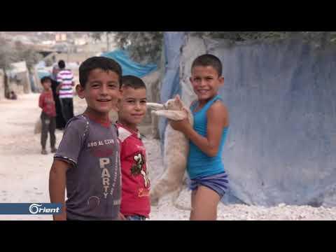 انتشار حالات سوء التغذية في مخيمات شمال إدلب  - 09:53-2018 / 10 / 12