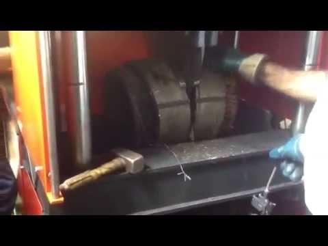 видео: italiaprom Извлечение меди из электромоторов, переработка электромоторов