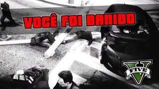 Sendo BANIDO de um servidor de GTA RP de Portugal! Ft. Hacker
