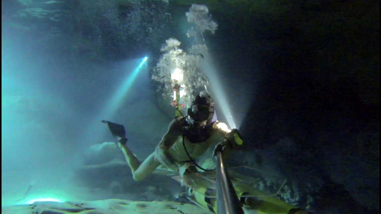 Scuba movie Nude diving