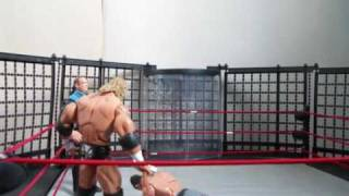CPW Elimination cage match