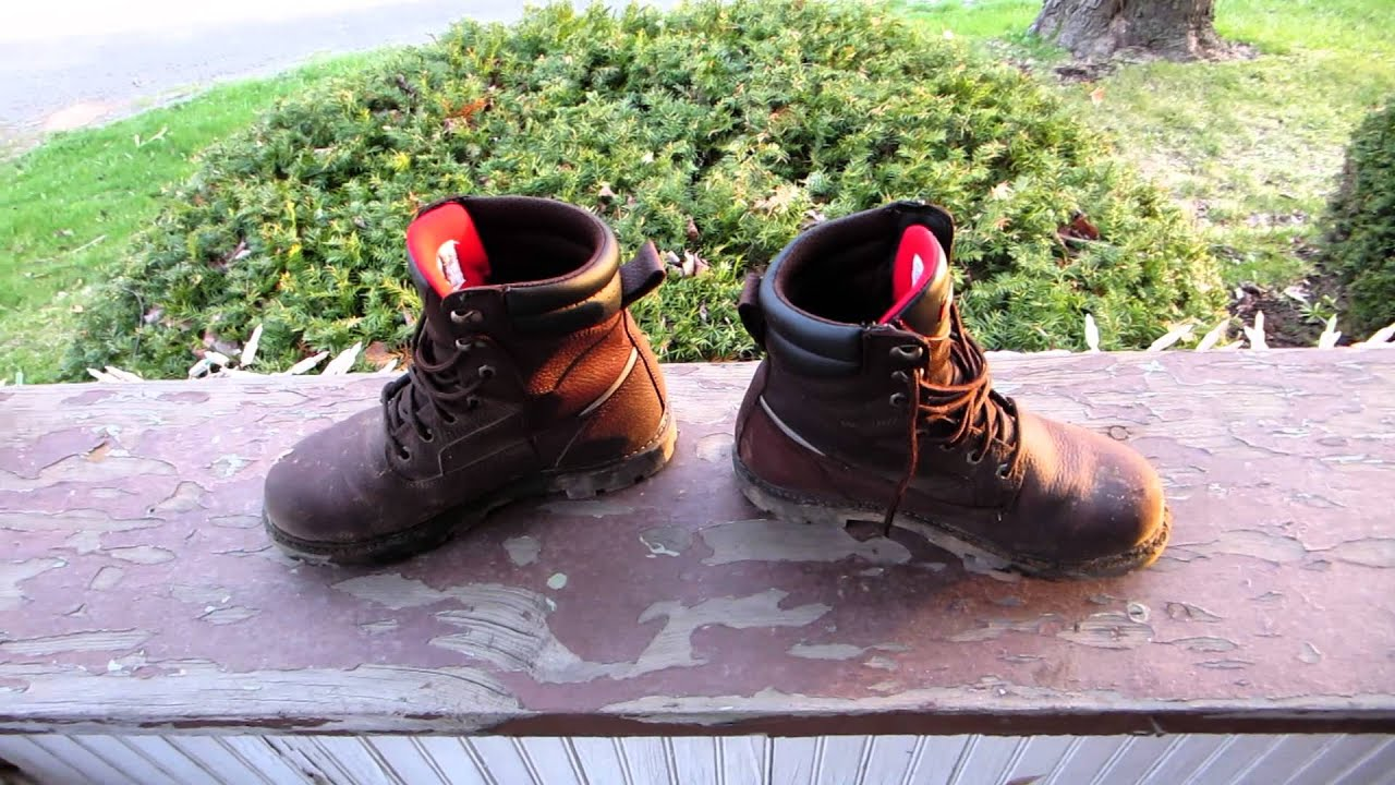 c2093cbde9a Dickies Brawn Job Rated Work Boot Review