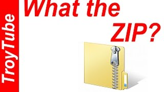 Computer Basics: How do I unzip a file (or zip one)