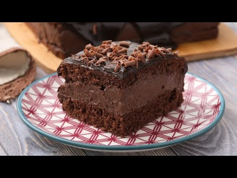 Chocolate Cake Bars: This Recipe Will Leave You Speechless!