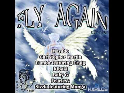 Baby G - Fly Again Riddim (Version/Instrumental)