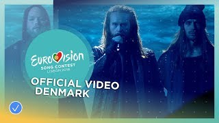 Rasmussen - Higher Ground - Denmark - Official Video - Eurovision 2018