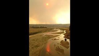 Kontinent im Feuer Australien  2003
