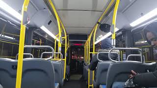 MTA NYCT Bus: On board 2018 New Flyer  XD40 #7562 On the Q3 to Jamacia 165th Street