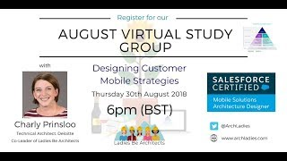 Designing Customer Mobile Strategies with Charly Prinsloo