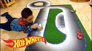 PISTA CON INTELLIGENZA ARTIFICIALE HOT WHEELS - Leo Toys