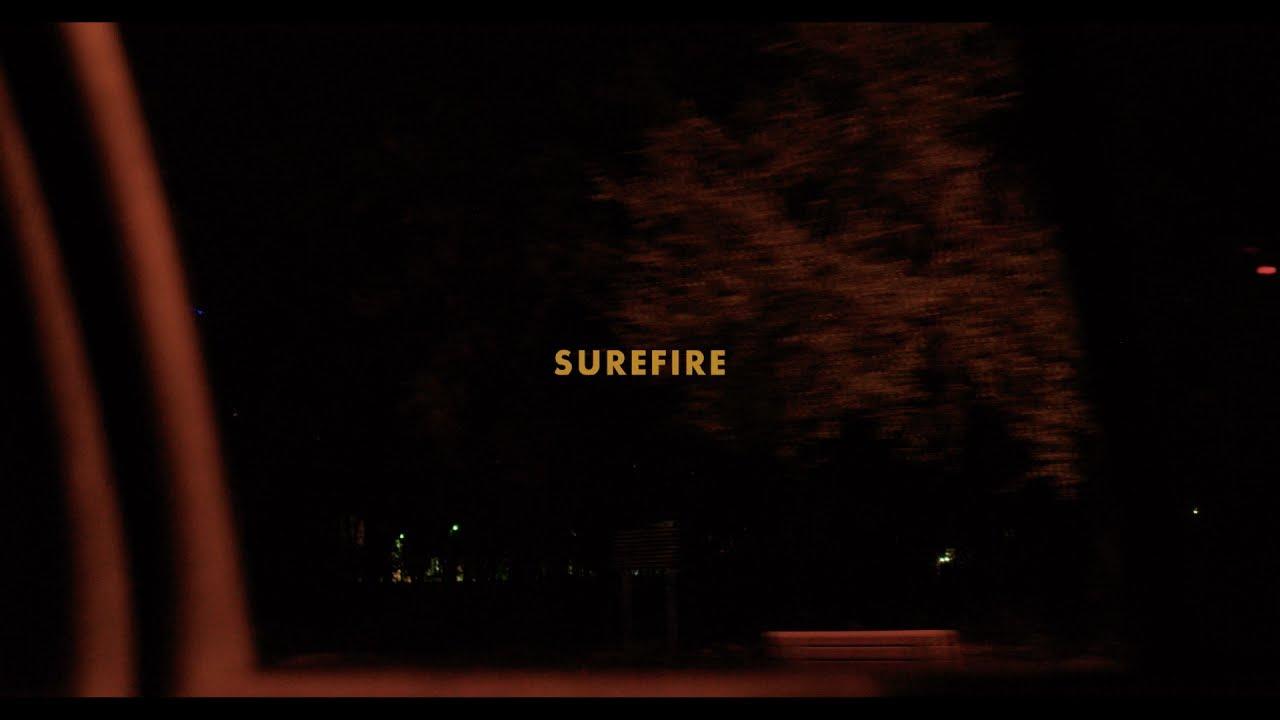 NIGHT TRAVELER - Surefire (Official Lyric Video)