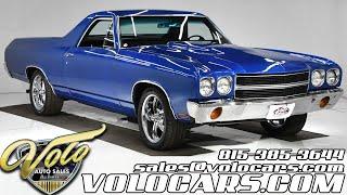 1970 Chevrolet El Camino for sale at Volo Auto Museum (V18949)