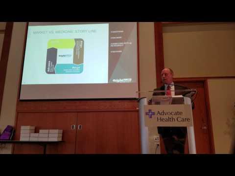 David W. Johnson at Advocate Hospital - Part 1