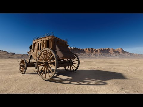 Mesa Desert - DAZ Studio 3D Model - Review