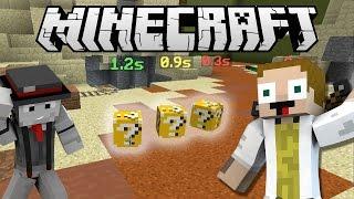 [GEJMR] Minecraft - Luckyblock Walls - Bylo to hodně těsné!