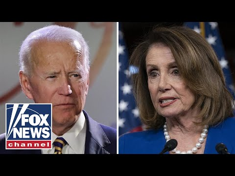 Pelosi says Biden should not be disqualified from being president