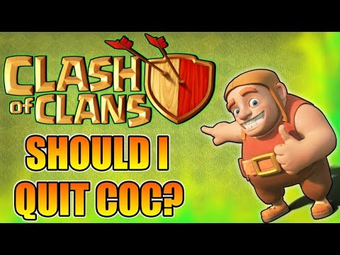 Should  I Quit Clash of Clans?   SUNDAY Q&A EP16   #ASKGURU