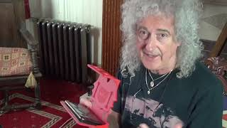Brian May: Tutorial for watching YouTube in 3-D  - 16 Sept 2020