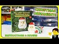HOW TO MAKE LEGO CHRISTMAS ORNAMENTS - A BOOK REVIEW