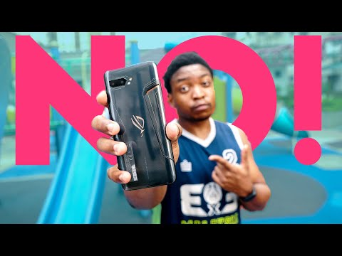 DO NOT Buy The ASUS ROG Phone 2
