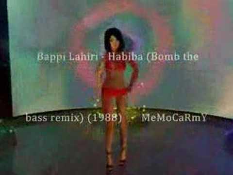 Bappi Lahiri - Habiba (Bomb the bass remix) (1988)