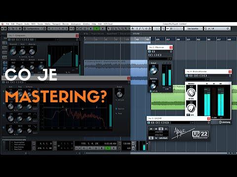 Co je mastering? - @oToman Studio.cz