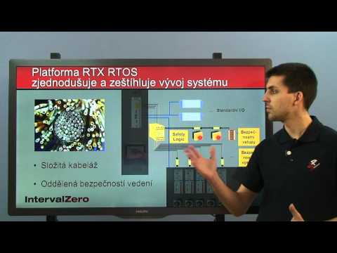 Czech - High Precision, High Performance System Benefits from the RTX RTOS Platform