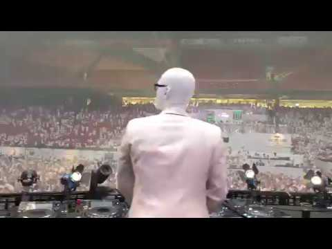 Final track at Sensation Amsterdam 2017 Daft Punk  One More Time x Superstring