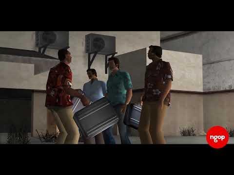 GTA Vice City Shqip - Episodi 1   NGOP.TV