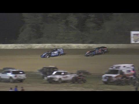 Florence Speedway   9/30/17   UMP Modifieds   Heats