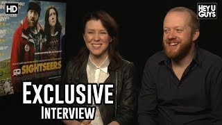 Alice Lowes And Steve Oram Interview - Sightseers