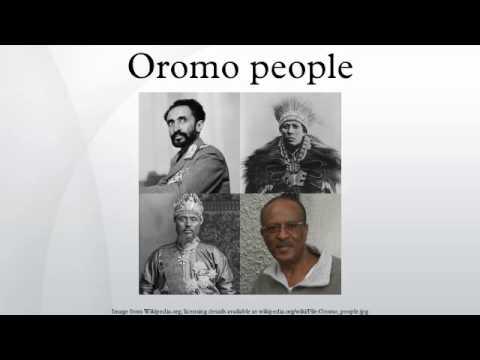 Oromo people